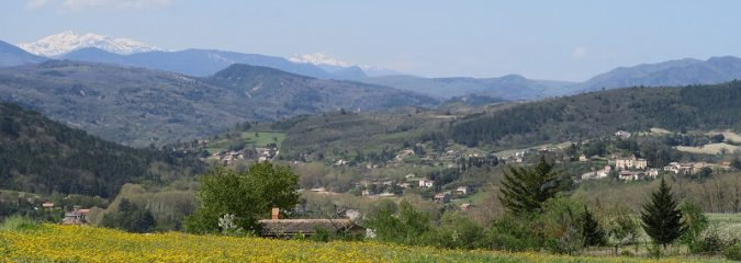 Expats living the good life in the Aude, Languedoc Roussillon