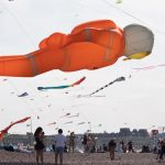 Dieppe Kite Festival, Normandy