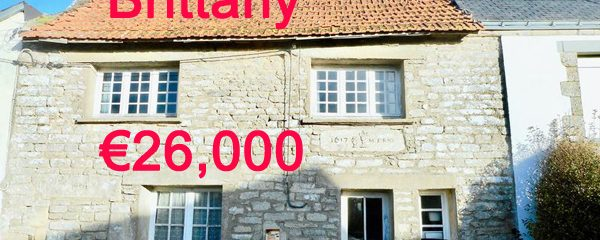 3 brilliant bargain properties in France all under 100,000 euros