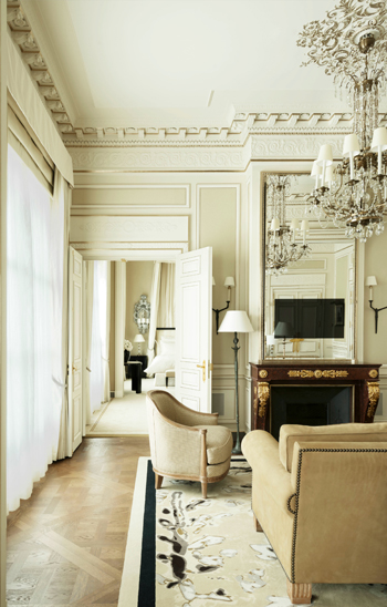 The Coco Chanel Suite At The Ritz Paris The Good Life