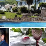 Glamour and gourmet welllness stay in France