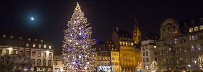 Christmas Markets Alsace 2018