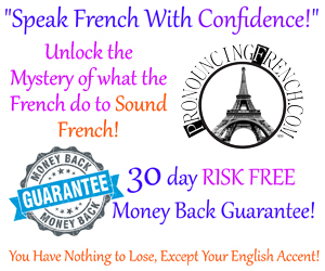 Common French words also common in English : The Good Life