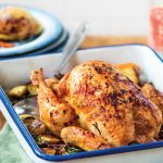 How to make Poulet Roti | roast chicken French style