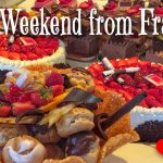 Bon Weekend from France land of cakes and temptation!