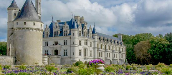 Discover the Chateau de Chenonceau in pictures