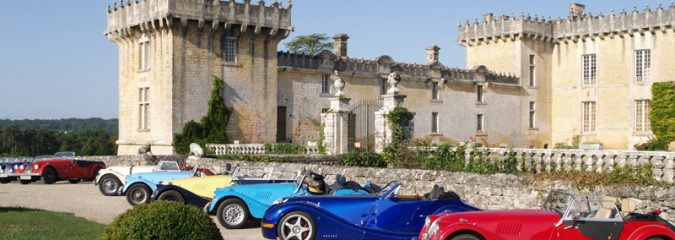 Classic Car Holidays and Tours in France