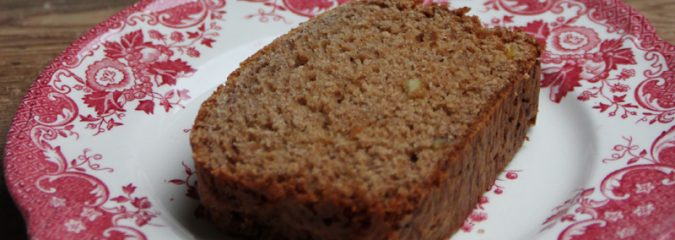 Recipe for French gingerbread Pain d'Epices