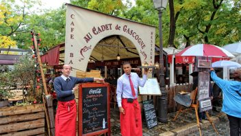 Five top tips for choosing a great restaurant in Paris
