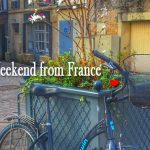 Bon weekend from France where spring is on the way