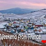 Bon weekend from the best website about France!