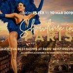 Showtime in Paris – and a very special ticket offer