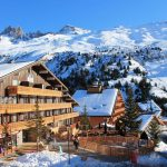 Meribel: Little England in the French Alps…