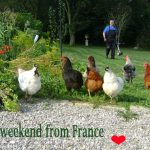 Bon weekend from the top website about France