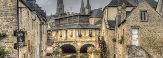 5 historic towns to visit in Normandy