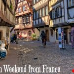 Bon Weekend from Strasbourg, France