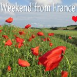 Bon Weekend from stormy France