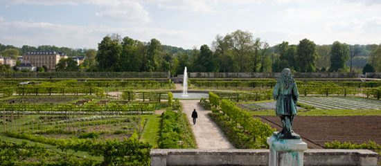 Potager du Roi – The kings vegetable garden at Versailles