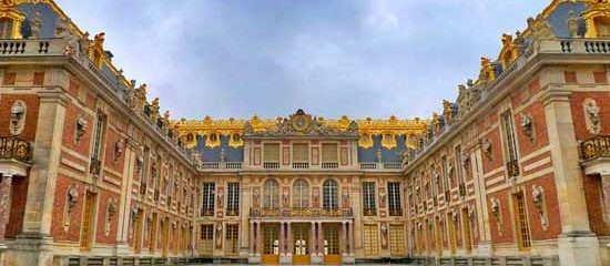 Visit to the Chateau de Versailles