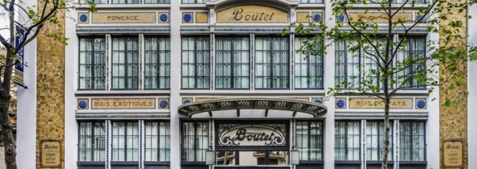 Great hotels in Paris