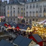 Christmas markets in the Pays de la Loire