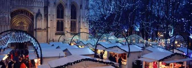 Rouen Christmas Market, Normandy