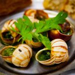 How to cook snails in garlic butter