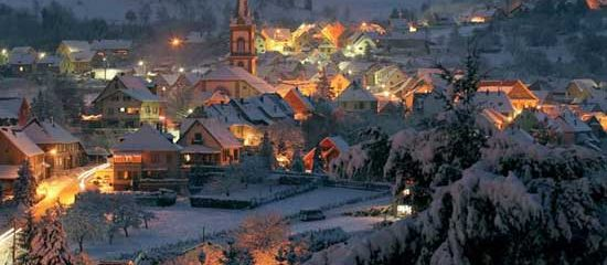Things to do in Winter in Alsace