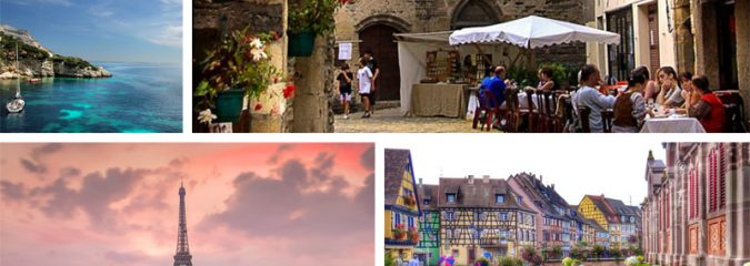 The very best tours of France