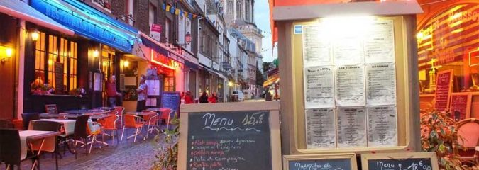 Guide to Boulogne-sur-Mer northern France