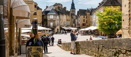French immersion holiday Dordogne
