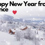 Happy New Year from France…
