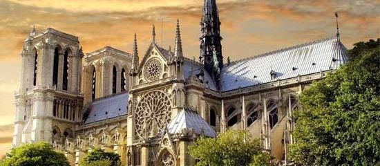 The story of Notre-Dame Cathedral Paris