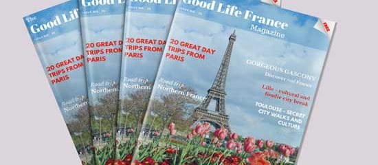 The Good Life France weekly newsletter