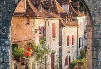 What to see in Saint-Cirq-Lapopie in the Lot Department