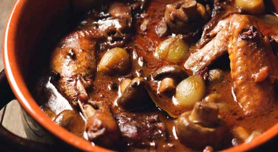 Classic Coq Au Vin Recipe The Good Life France The Good Life France