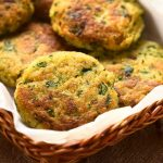 Recipe for Courgette Fritters | Zucchini Cakes