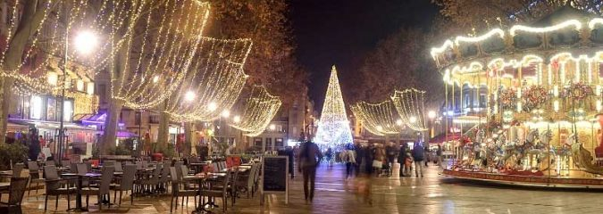 Christmas Tour of Provence