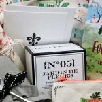 Gorgeous French gift box for lovers of French style