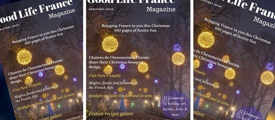 Brilliant, brand new Festive France Christmas magazine