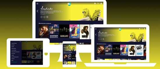 TV5MONDEPlus – free on demand platform for French films and shows