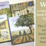 WIN any one of 4 glorious Gascony coffee table books by artist Perry Taylor